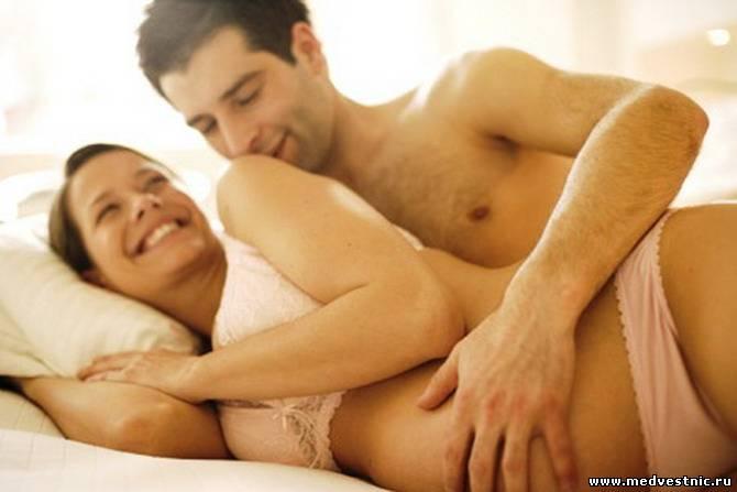 Секс в жизни женщины и его влияние